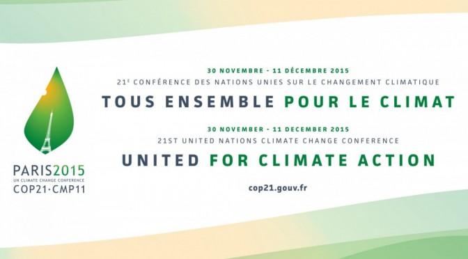 Conférence sur le climat à Paris : Y'a drap !