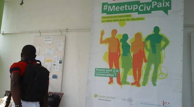 Présidentielle : la jeunesse ivoirienne refuse d'être nostalgique de la paix