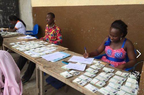 Article : Présidentielle : le militant électeur et sa carte de «la dernière minute»