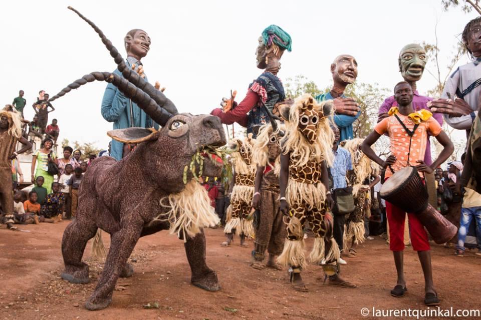 La compagnie ACMUR du Burkina Faso, crédit photo : ACMUR