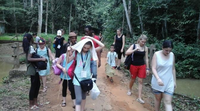 Les Magiques Petits Tambours découvrent l'Afrique de l'Ouest : Retour sur un séjour inoubliable