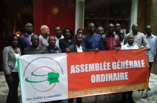 Article : Société civile : L'association des fonctionnaires internationaux ivoiriens, une initiative innovante pour le Ministère des Affaires Étrangères absent !
