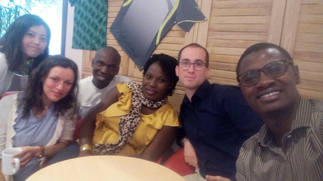 fenêtre ouverte sur Abidjan